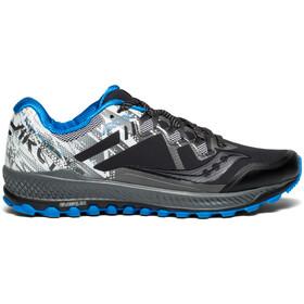 saucony Peregrine 8 Ice+ Shoes Herre black/white